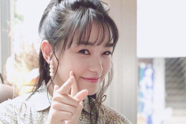 女優・奈緒が可愛い